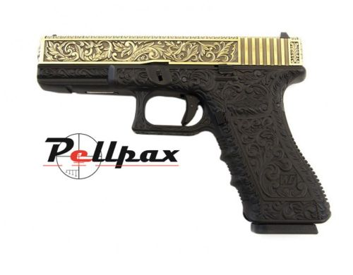 WE EU17 Etched Special Edition 6mm Airsoft