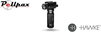 Hawke Laser LED Flashlight / Foregrip