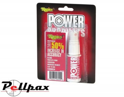 Napier Power Pellet Lube 25ml Spray
