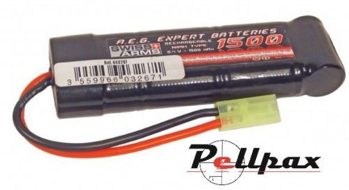 Battery Haute Performance NIMH 8.4V 1500MAH Mini