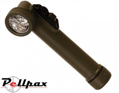 Kombat UK 6 LED Angle Torch & Flashlight