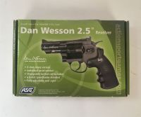 "Dan Wesson 2.5"" Black - 6mm Airsoft - One Off Sale!"