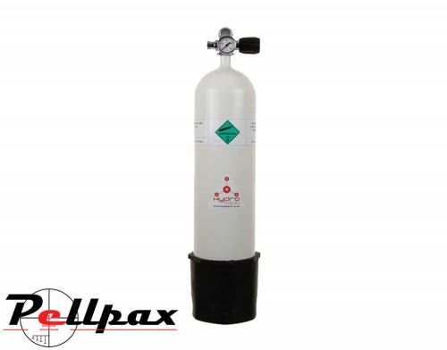 Premium 7 ltr 300 BAR Charging Bottle and Fittings