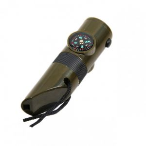 Mil-Com 7-in-1 Survival Whistle
