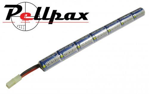 8.4V 1600AH Stick Airsoft Battery