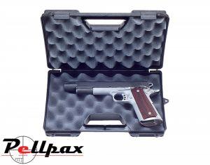 MTM Model 806 Pistol Case