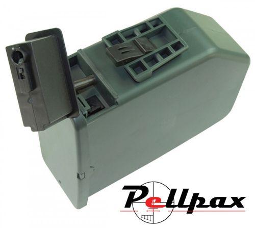 A&K M249 2400 Round Electric Box Magazine