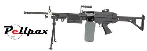 A&K M249 MK1 AEG 6mm Airsoft
