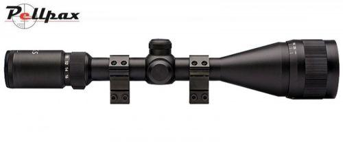 AGS Cobalt Rifle Scope - 4-16x50 IR