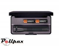 AAA Mini Maglite Flashlight with Presentation Box