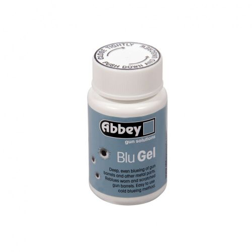 Abbey Blue Gel 75g Click Pot