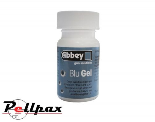 Abbey Blue Gel 75g Click Pot