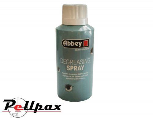Abbey Degreasing Spray 130ml Aerosol