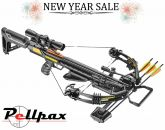 EK Archery Accelerator 390+ 185lbs Compound Crossbow