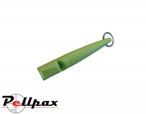 ACME Dog Whistle - Lime Green No Pea