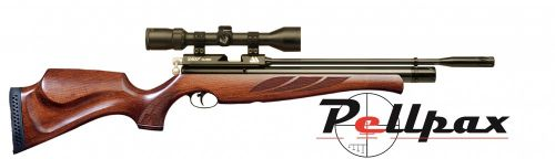 Air Arms S400 Superlite .177 Carbine Air Rifle - Traditional Stock