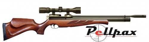 Air Arms S400 Superlite .177 Rifle Length - Traditional Stock
