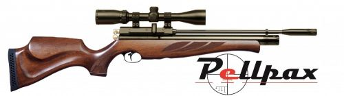 Air Arms S410 Superlite .22 Carbine - Traditional Stock