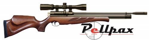 Air Arms S410 Superlite .22 Rifle Length - Traditional Stock