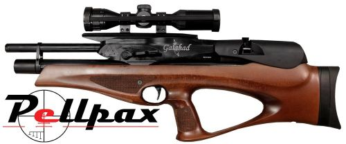 Air Arms Galahad Beech Regulated - .22