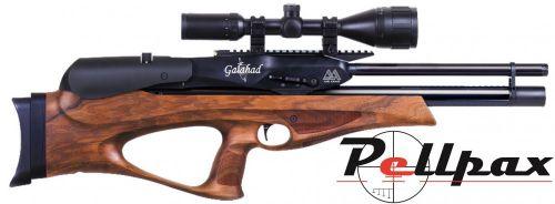 Air Arms Galahad Walnut Air Rifle Regulated - .177