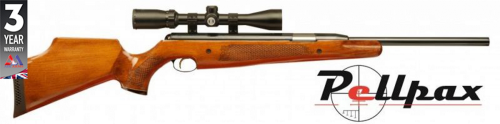 Air Arms Pro-Sport Beech Stock - .177 Air Rifle