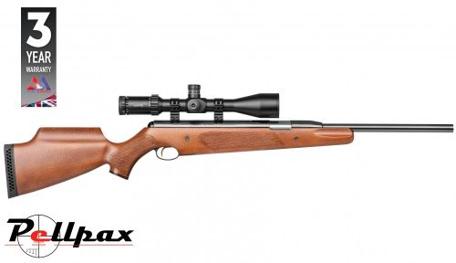 Air Arms Pro-Sport Beech Stock - .22 Air Rifle