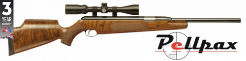 Air Arms Pro-Sport Walnut Stock - .177 Air Rifle