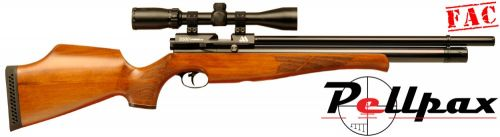 Air Arms S500 FAC Extra High Power Beech - .177