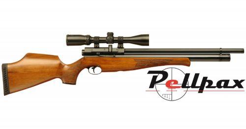 Air Arms S510 .22 - Beech Stock