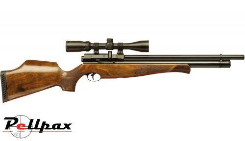 Air Arms S510 Walnut Stock - .22 Air Rifle