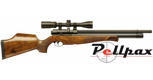 Air Arms S510 .22 - Walnut Stock