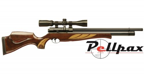 Air Arms S510 Superlite .22 - Deluxe High Gloss Stock