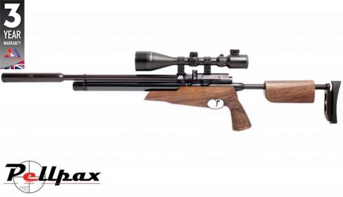 Air Arms S510 TDR Take Down Rifle - .22