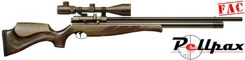 Air Arms S510 Xtra FAC High Power Hunter Green - .22