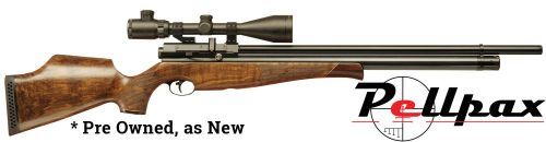 Air Arms S510 Xtra Walnut .22 FAC - Pre-Owned