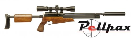 Air Arms S410 TDR Take Down Rifle - .22
