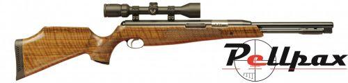 Air Arms TX200HC MKIII Walnut Stock .22