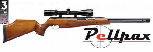 Air Arms TX200HC FAC .22 - Beech