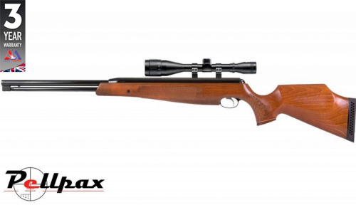 Air Arms TX200HC MKIII Beech Stock - .22 Air Rifle