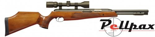 Air Arms TX200HC MKIII Beech Stock .22