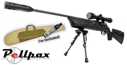 Umarex 850 Air Magnum XT .22 Deluxe Kit