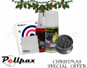 Christmas Rifle Accessory Bundle - Basic