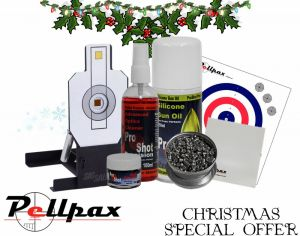 Christmas Rifle Accessory Bundle - Pro