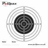 200x 17cm Soft Air Targets