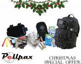 Stealth Kit Bag - BTP Black