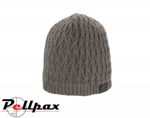 Alta Waterproof Knit Beanie Dark Grey by Extremities