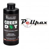 Alliant Shotshell Green Dot Smokeless Powder 1lb