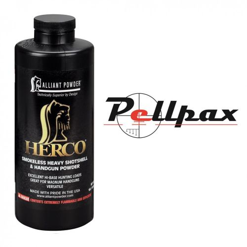 Alliant Shotshell Herco Smokeless Powder 1lb