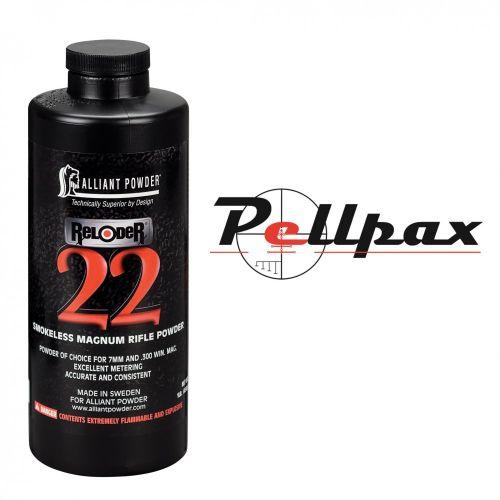 Alliant Reloader 22 Smokeless Powder 1lb